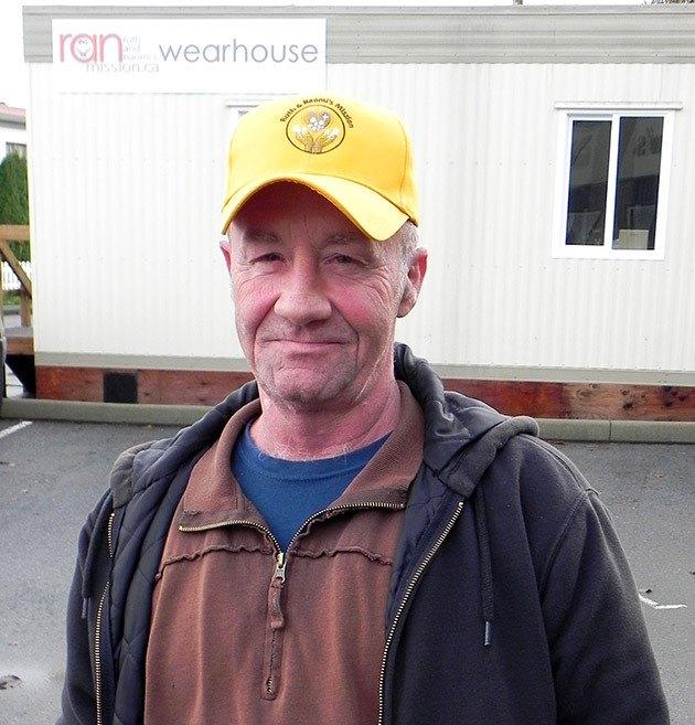 Dave Grandy will embark on a 175-km walk around the Fraser Valley Nov. 18