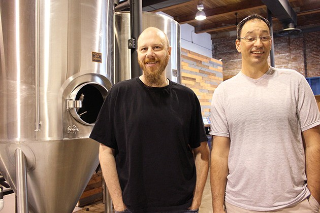 Combining their beer-industry expertise
