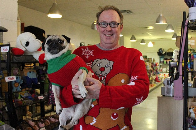 Matching Ugly Sweaters For You And Your Dog Chilliwack Progress