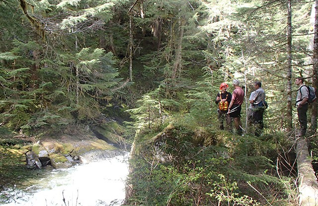 Work is beginning to rebuild sections of the trail that access this incredible piece of backcountry as an initiate partnering between many organizers including the Chilliwack Outdoors Club and the Chilliwack Forest District.