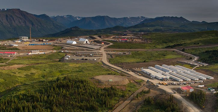 Red Chris mine has begun operation near the Iskut River in northwest B.C.