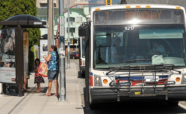 A freeze on BC Transit funding by the province has put further expansion of the Chilliwack Transit system on hold.