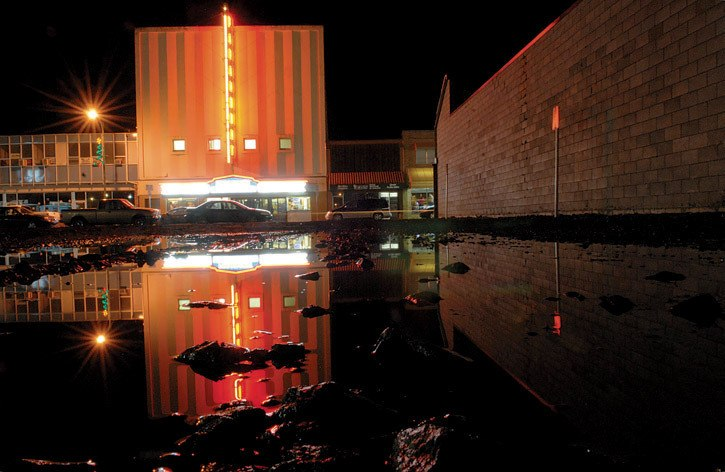 The Paramount theatre and property were 'gifted' to the city in November
