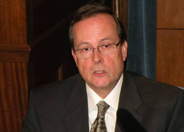 Community Living B.C. executive Doug Woollard
