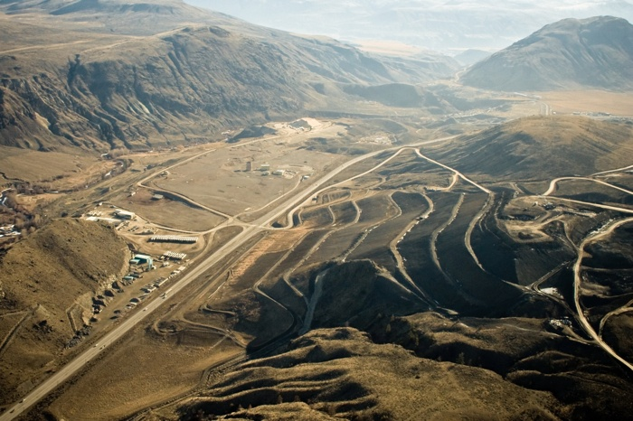 The Cache Creek regional landfill takes up to 500