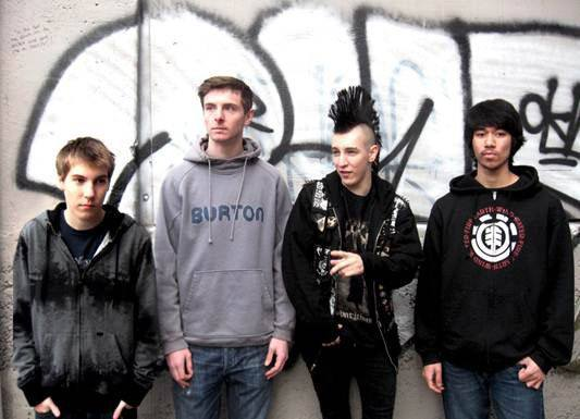 Vancouver-based band Childsplay just finished their 'Bullying Sucks' tour across western Canada.