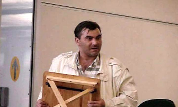 Robert Dziekanski was tasered multiple times by RCMP officers at Vancouver Airport in October 2007. He died shortly after.