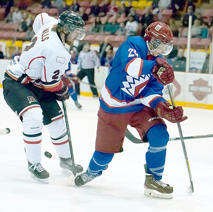 Chilliwack Chiefs captain Jordan Kawaguchi should rip the BCHL to shreds this year as a 19 year old.