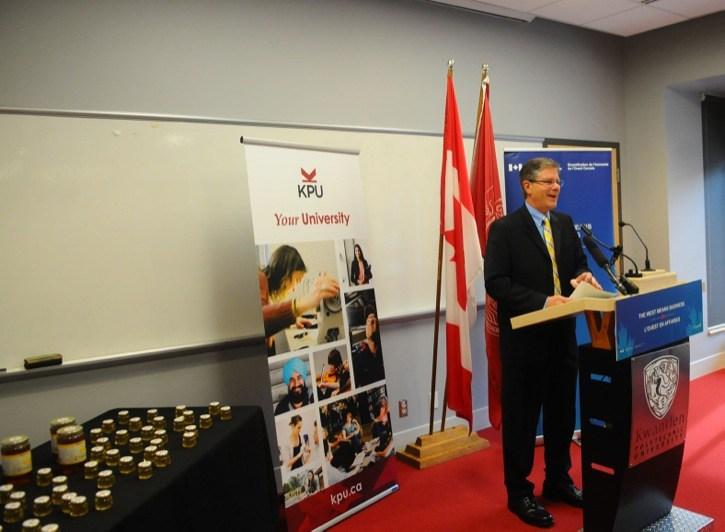 Langley MP Mark Warawa announced $140