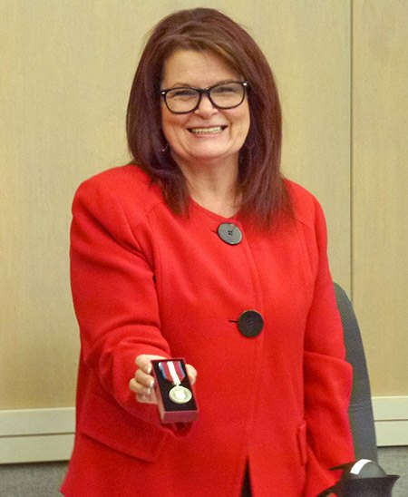 Chilliwack Mayor Sharon Gaetz