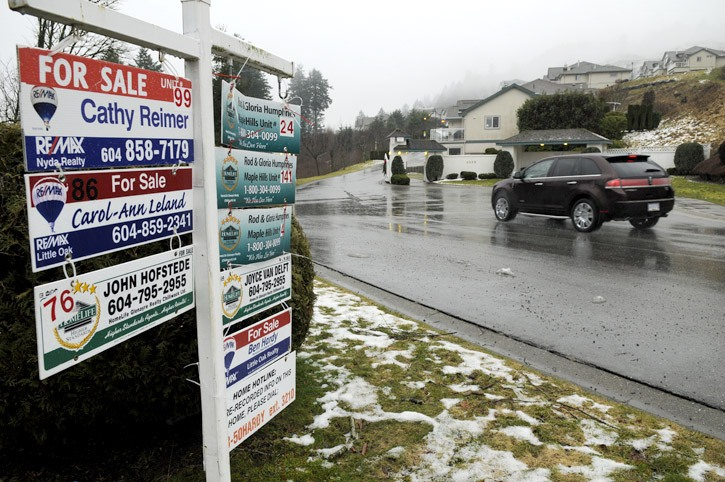 Property values remain stable according to numbers released by B.C. Assessment.