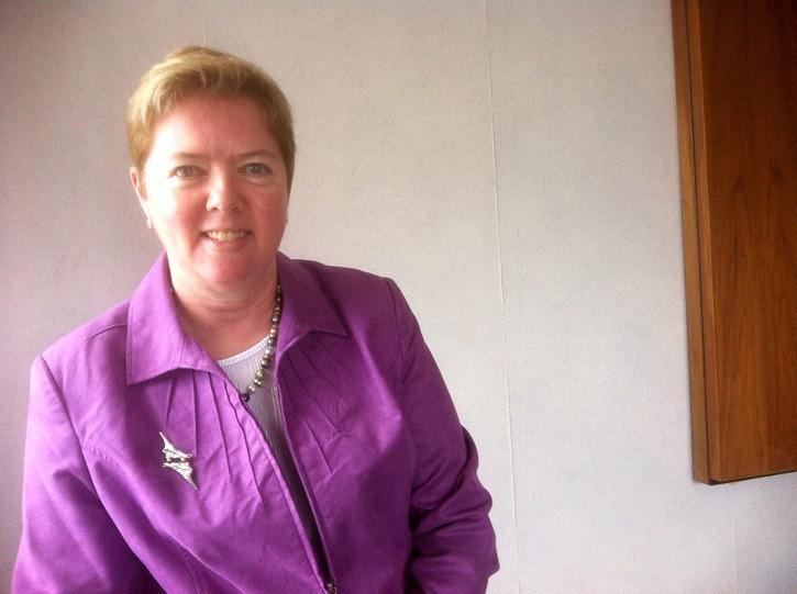 B.C. Ombudsperson Kim Carter was in Chilliwack this week