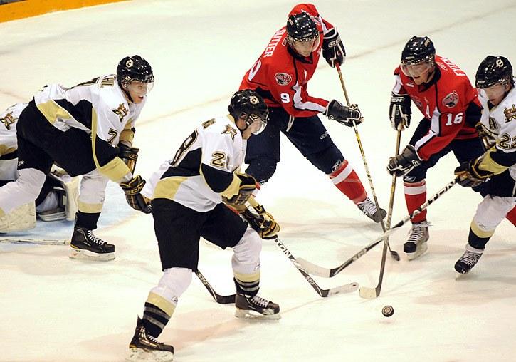 The Chilliwack Bruins