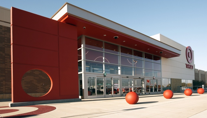 Exterior of a Target store in the U.S.