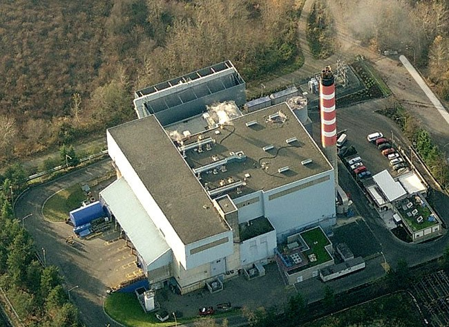 Samples of bottom ash recently tested positive for high concentrations of cadmium at Metro Vancouver's incinerator in Burnaby.