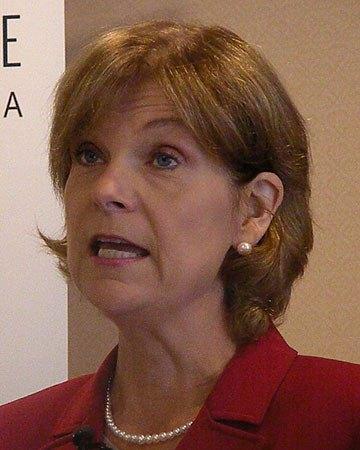 B.C. Seniors Advocate Isobel Mackenzie