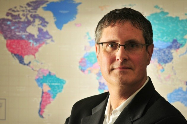 Chris Friesen is director of settlement services for the Immigrant Services Society of B.C.