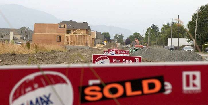 The average house price in Chilliwack was $312