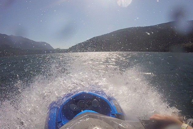 Cultus Lake Marina kicked off the summer by inviting bloggers and media from surrounding cities to take their jet-skis and boats for a spin.