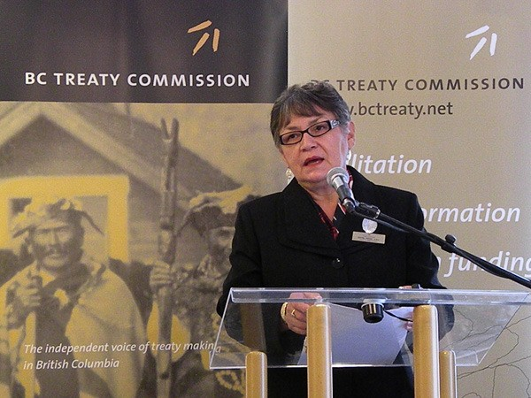 Chief Commissioner Sophie Pierre wants her mandate extended one year