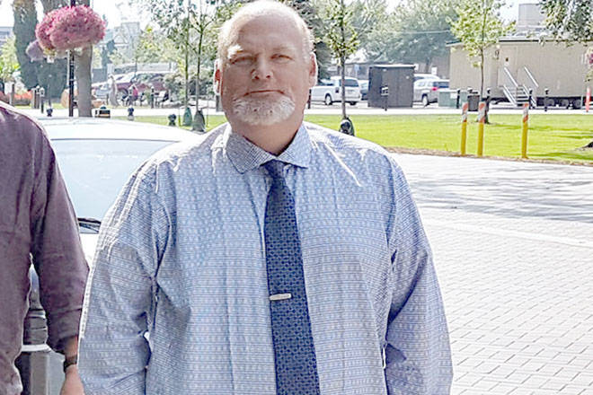 Michael Elphicke was found guilty of major fraud and theft over $5,000 charges as well as operating an unauthorized lottery scheme in October.                                Dustin Godfrey/Western News