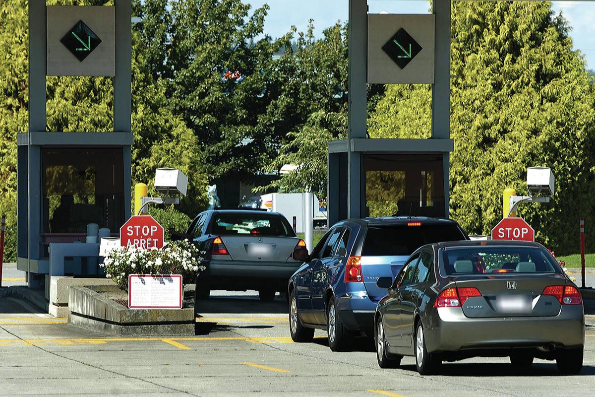 Border traffic. (File photo)