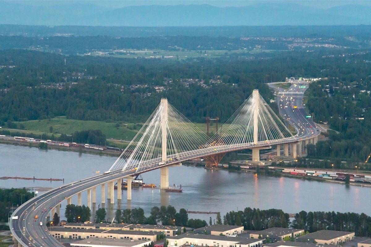 Port Mann, Golden Ears traffic up since tolls removed: report
