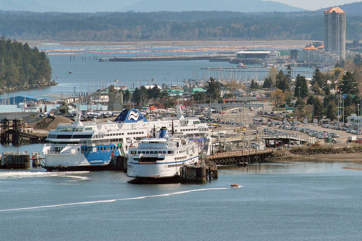 b.c. ferries making changes to sailing schedule in the new year