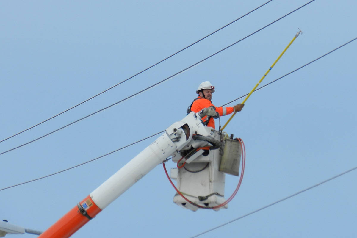 Thousands lose power in Chilliwack – Chilliwack Progress