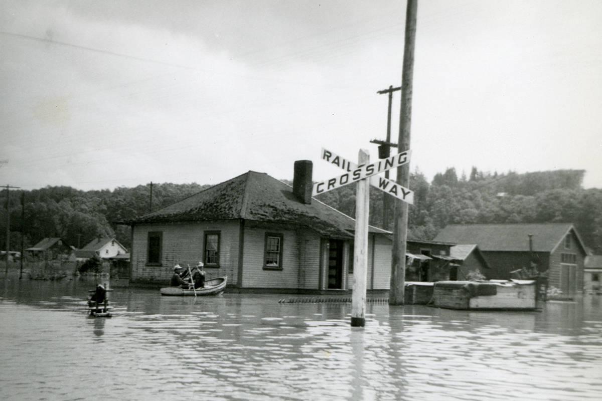 history memories of 1948 fraser river floods still run strong