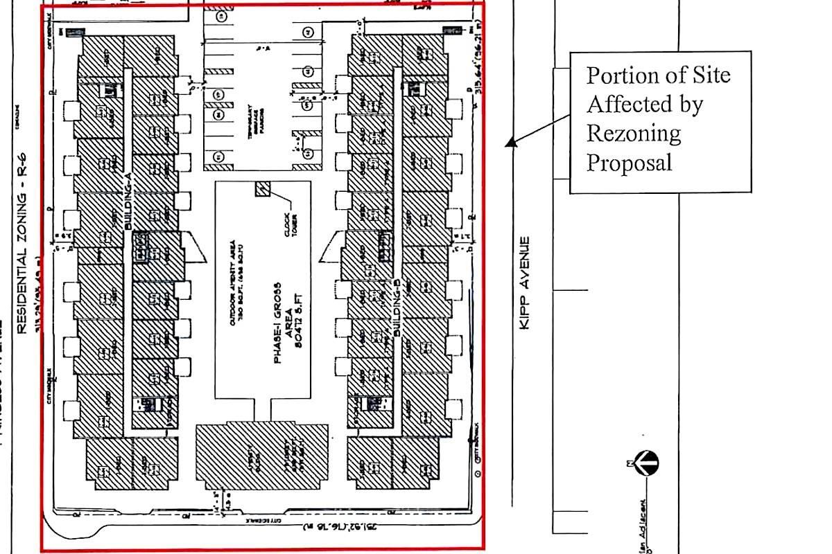 Developer seeks higher density for apartments at old downtown ...