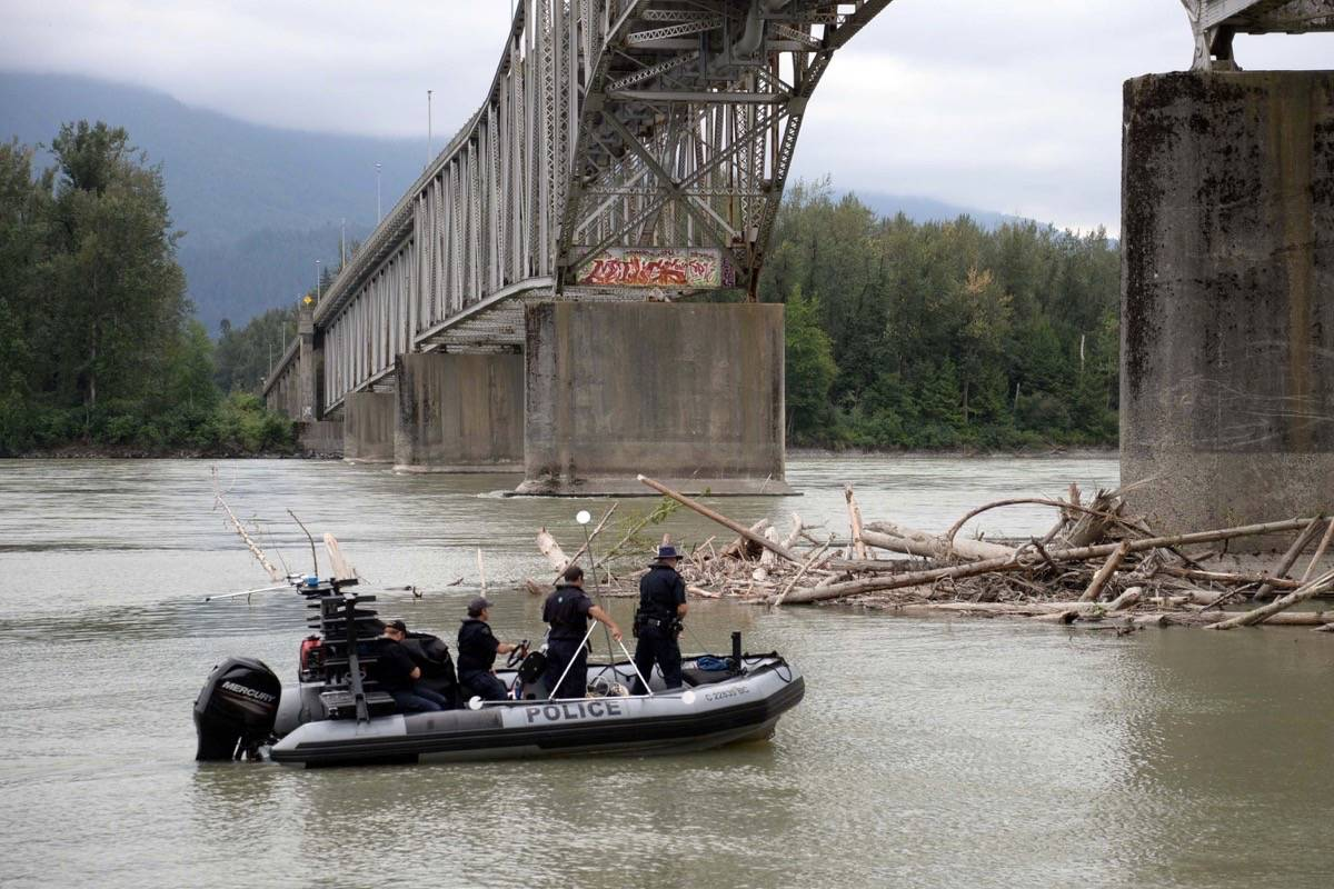 UPDATED: Police call off search for body under Agassiz