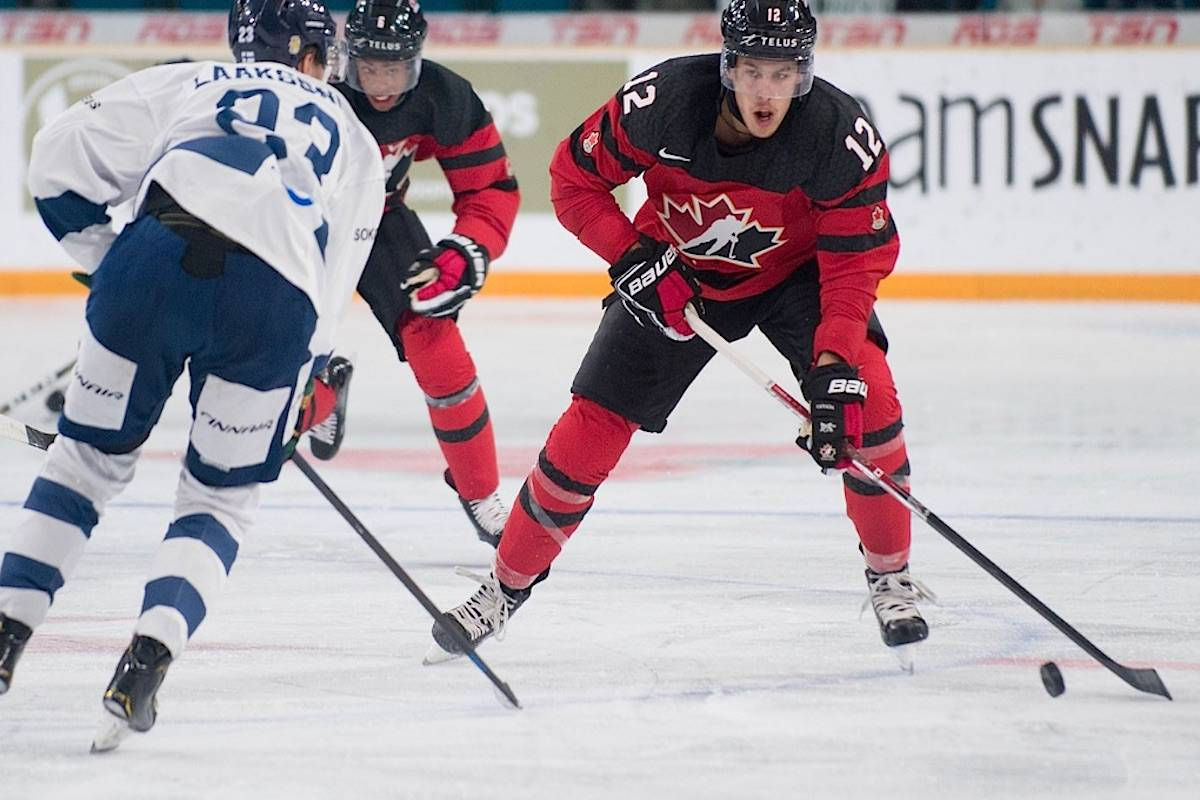 Schedule Released For World Junior Hockey Championship In B C