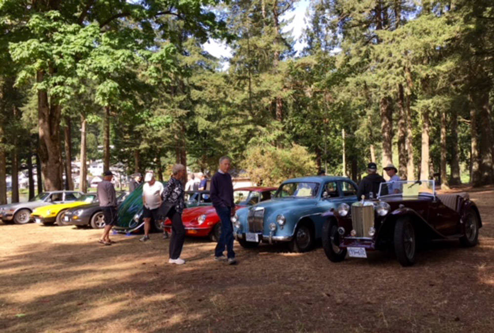 British Car Show Shines Sunday At Cultus Chilliwack Progress - British car show