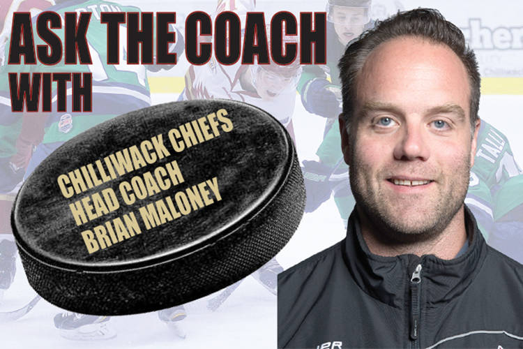 Chilliwack Chiefs coach Brian Maloney talks about balancing structure with creativity