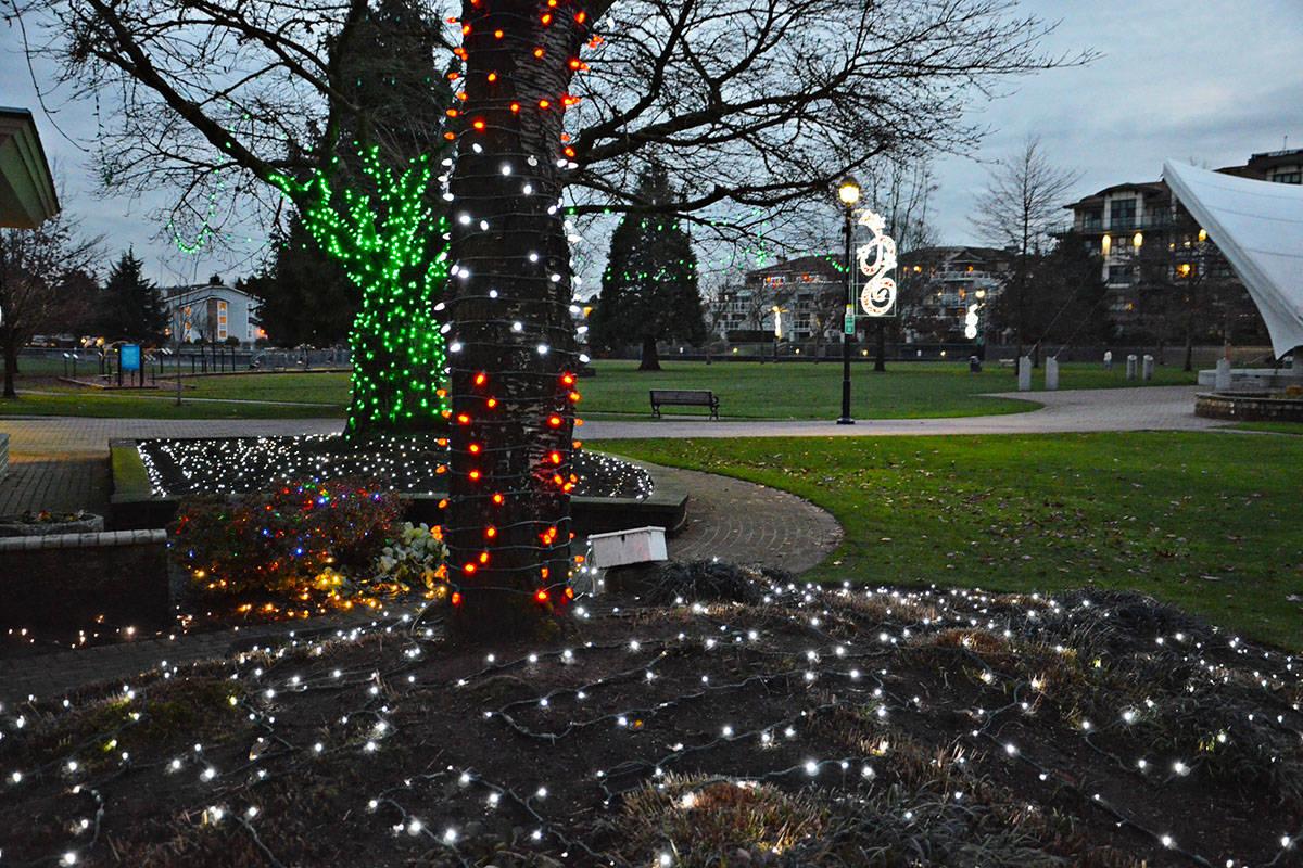 VIDEO: Small B.C. city staff work to thwart Christmas light vandals