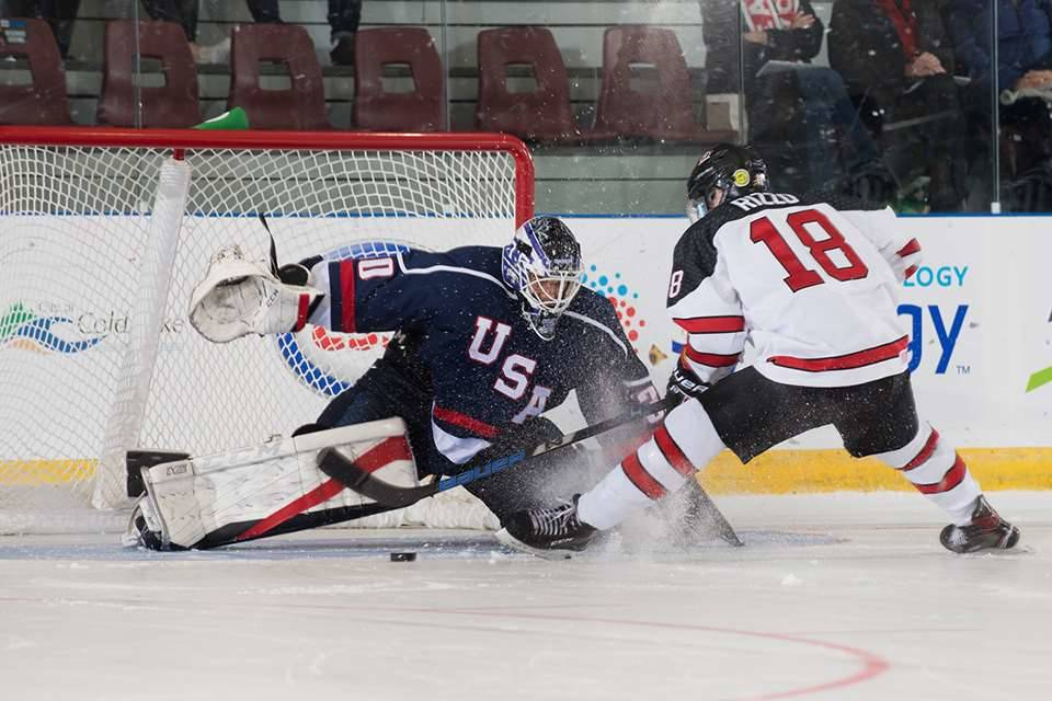 BCHL players help Team Canada in shootout win over U.S.