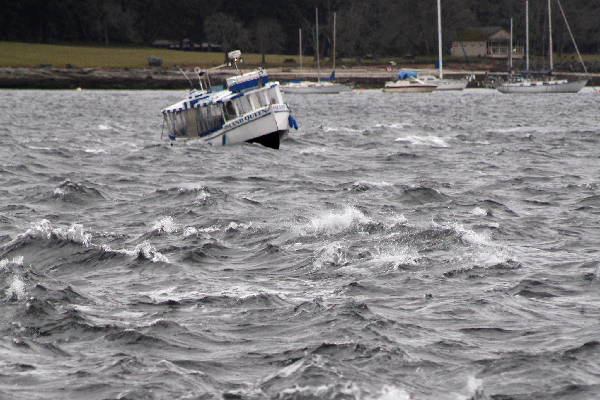 High Winds Force Several Bc Ferries Sailing Cancellations
