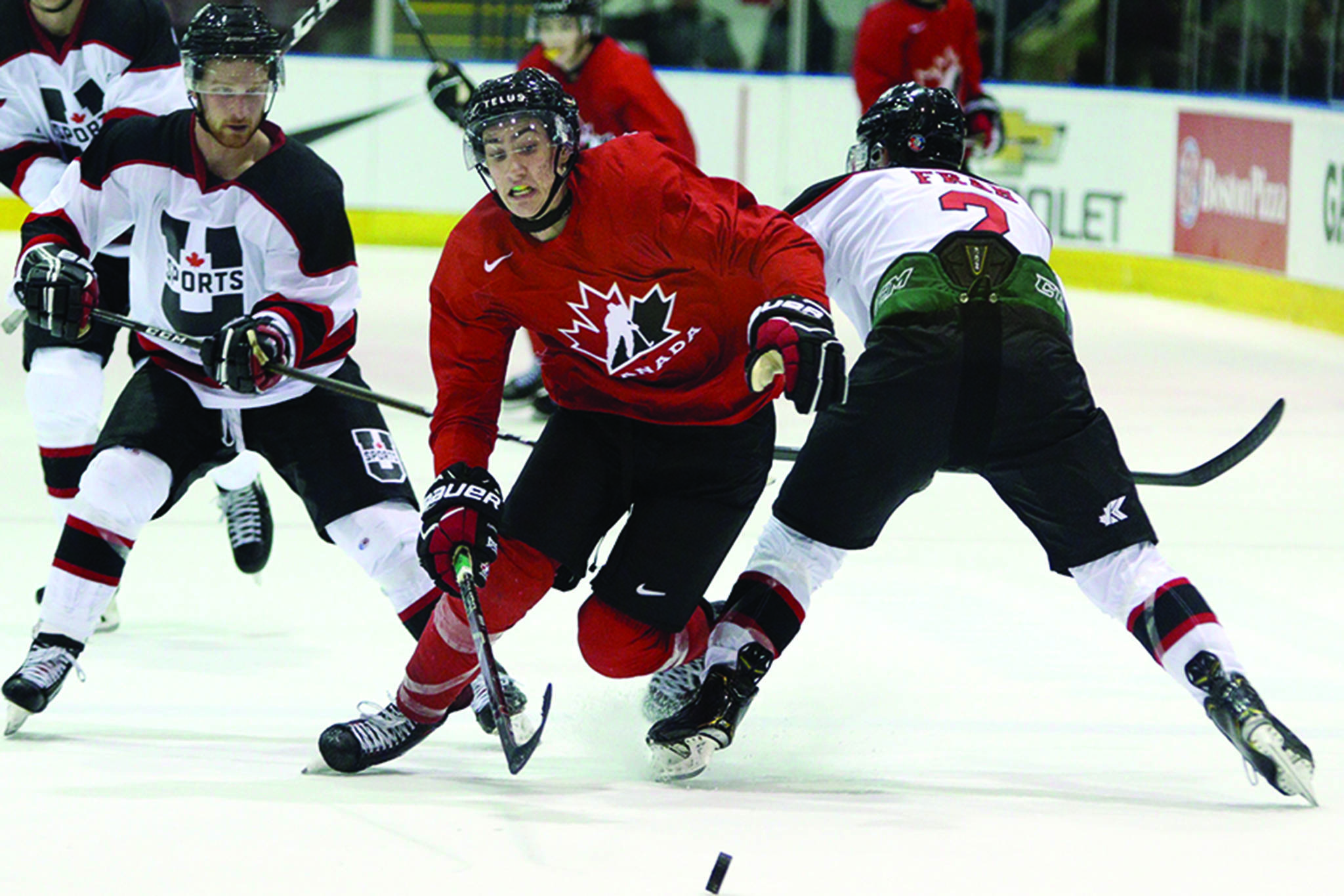 6 more cuts made to Canada's prospective world junior team, more await