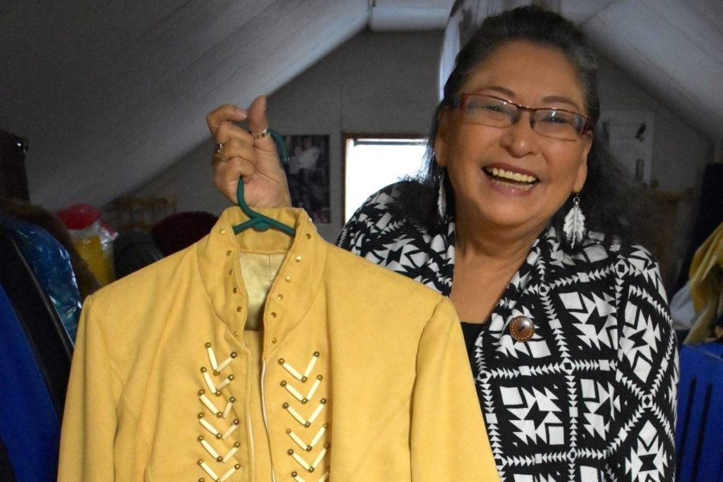 4d1f77a8cae5 Indigenous Hope designer is Paris-bound for world-renowned fashion week –  Chilliwack Progress