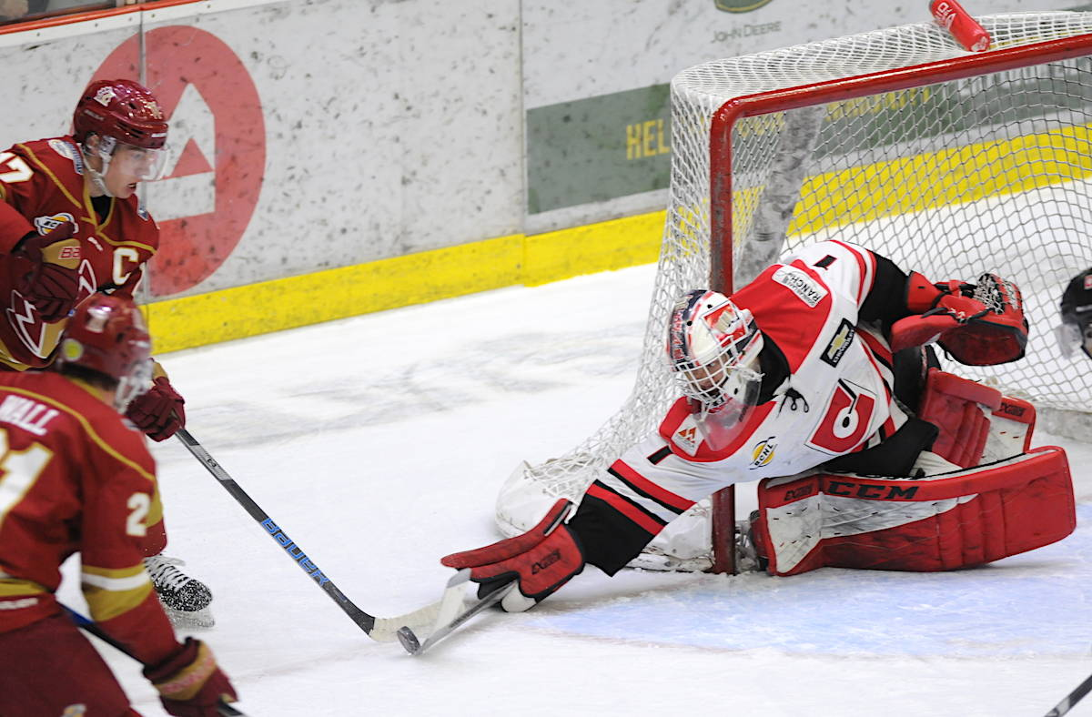 Chilliwack Chiefs The Top Bchl Team In Canadian Junior Hockey League