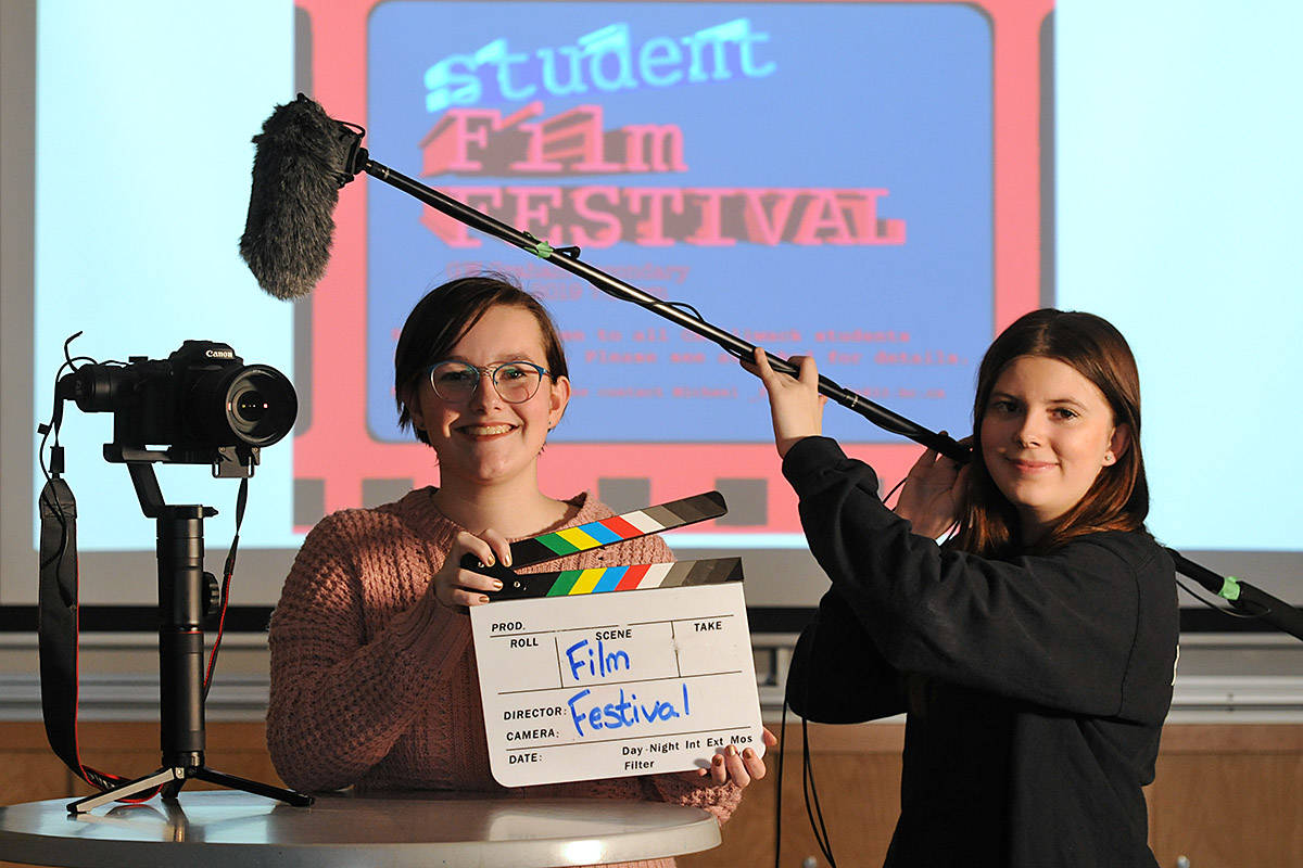 New Chilliwack film fest showcases teen cinematography