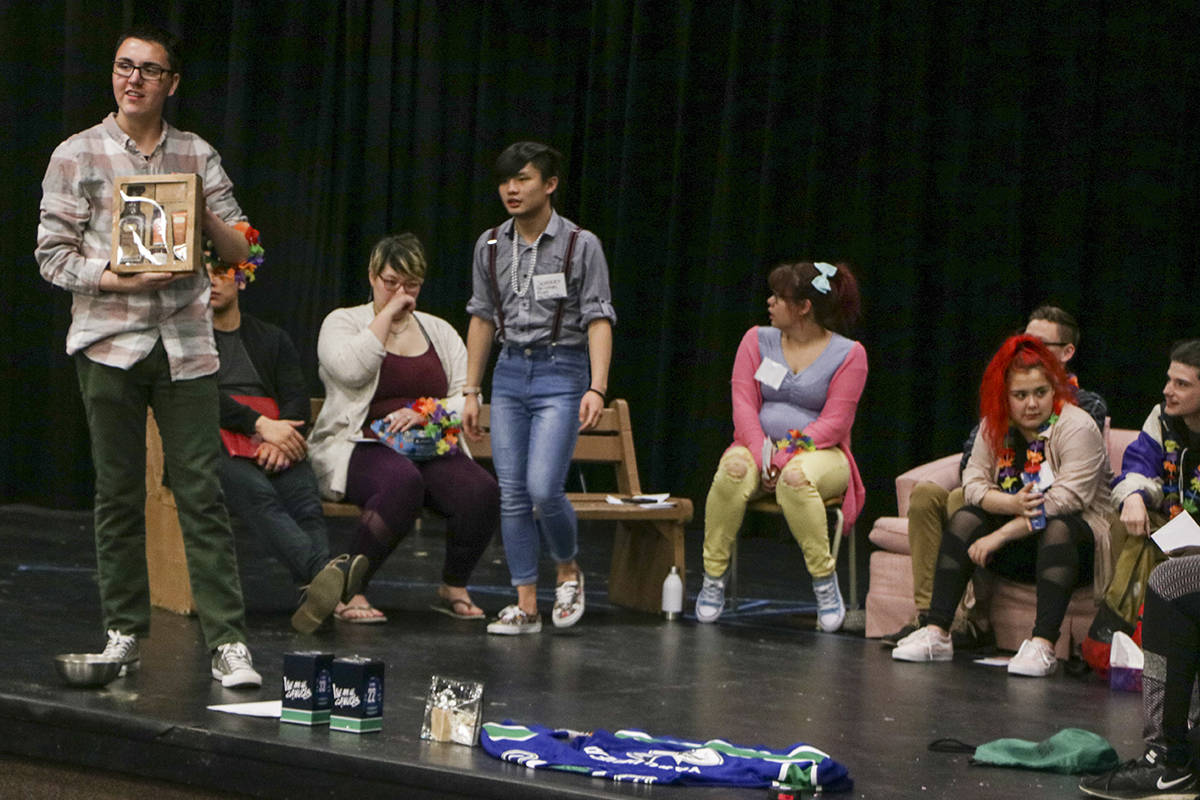 Youth 'celebrate vulnerability' at Fraser Valley youth-led summit