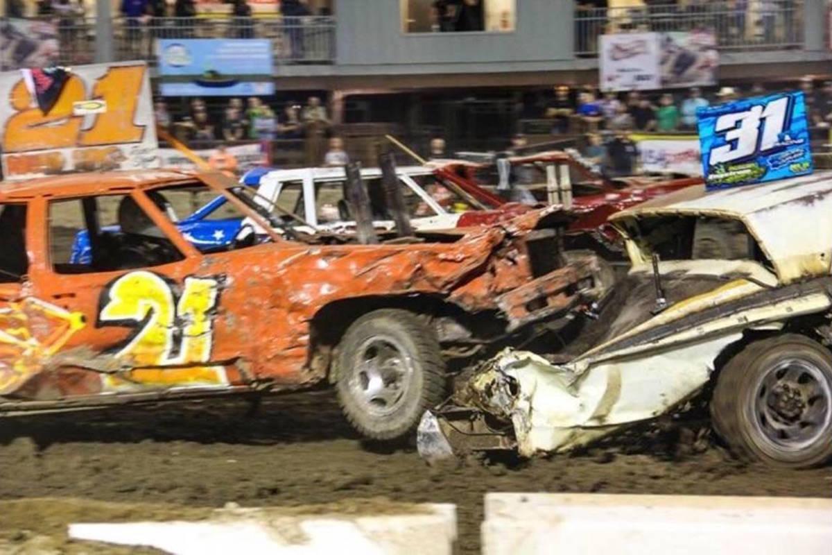 7ff09ce38 B.C.'s biggest indoor demolition derby debuting in Abbotsford ...