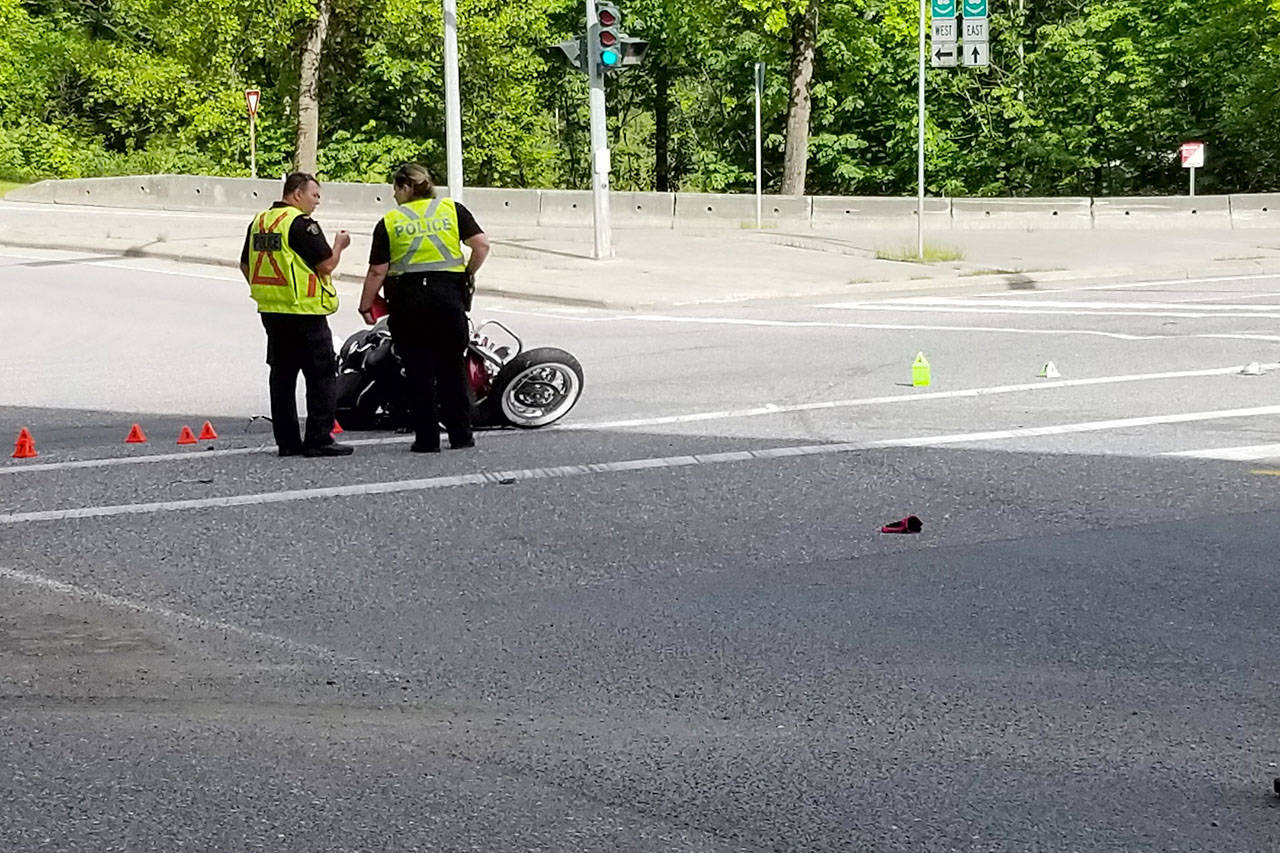 Man Dead After Motorcycle Crash In Hope Police Watchdog Says