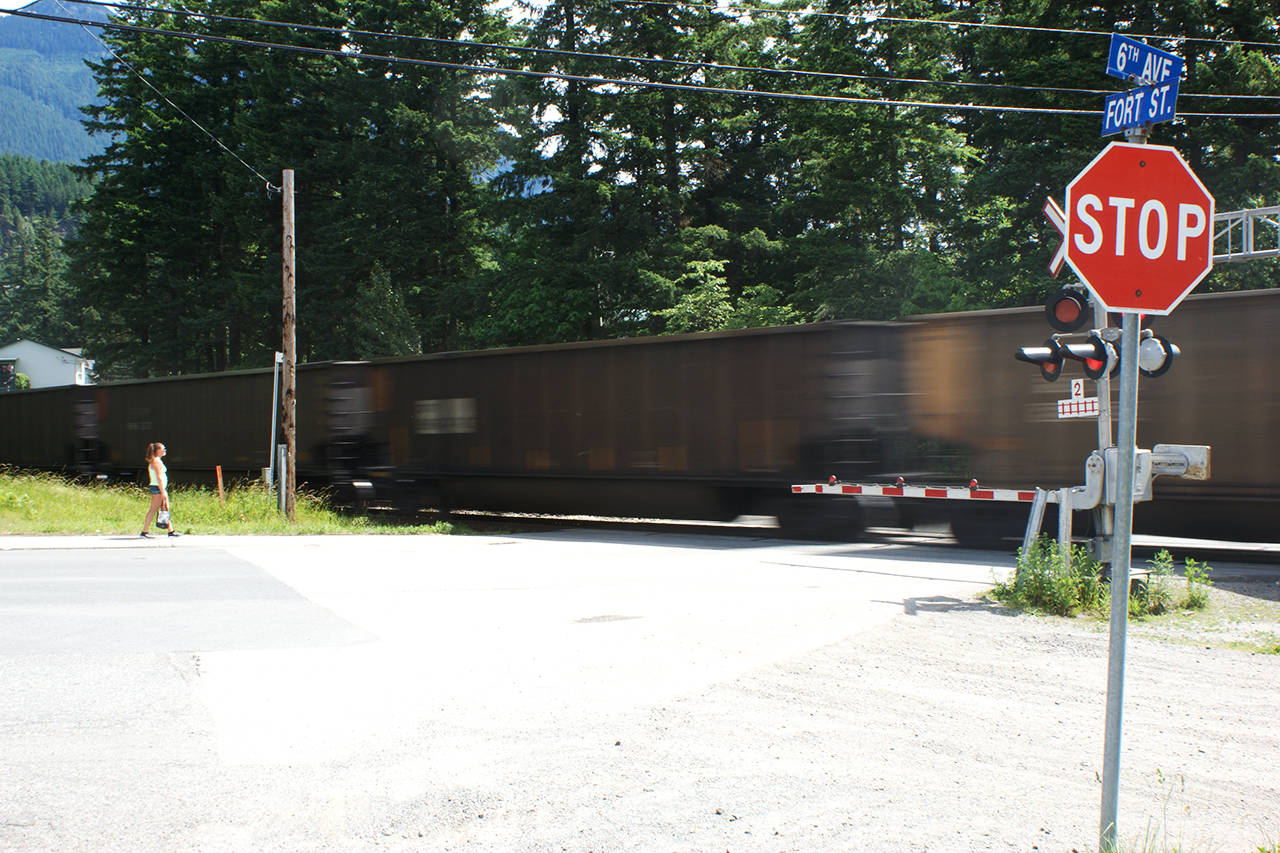 Hope resident survives being hit by train – Chilliwack Progress