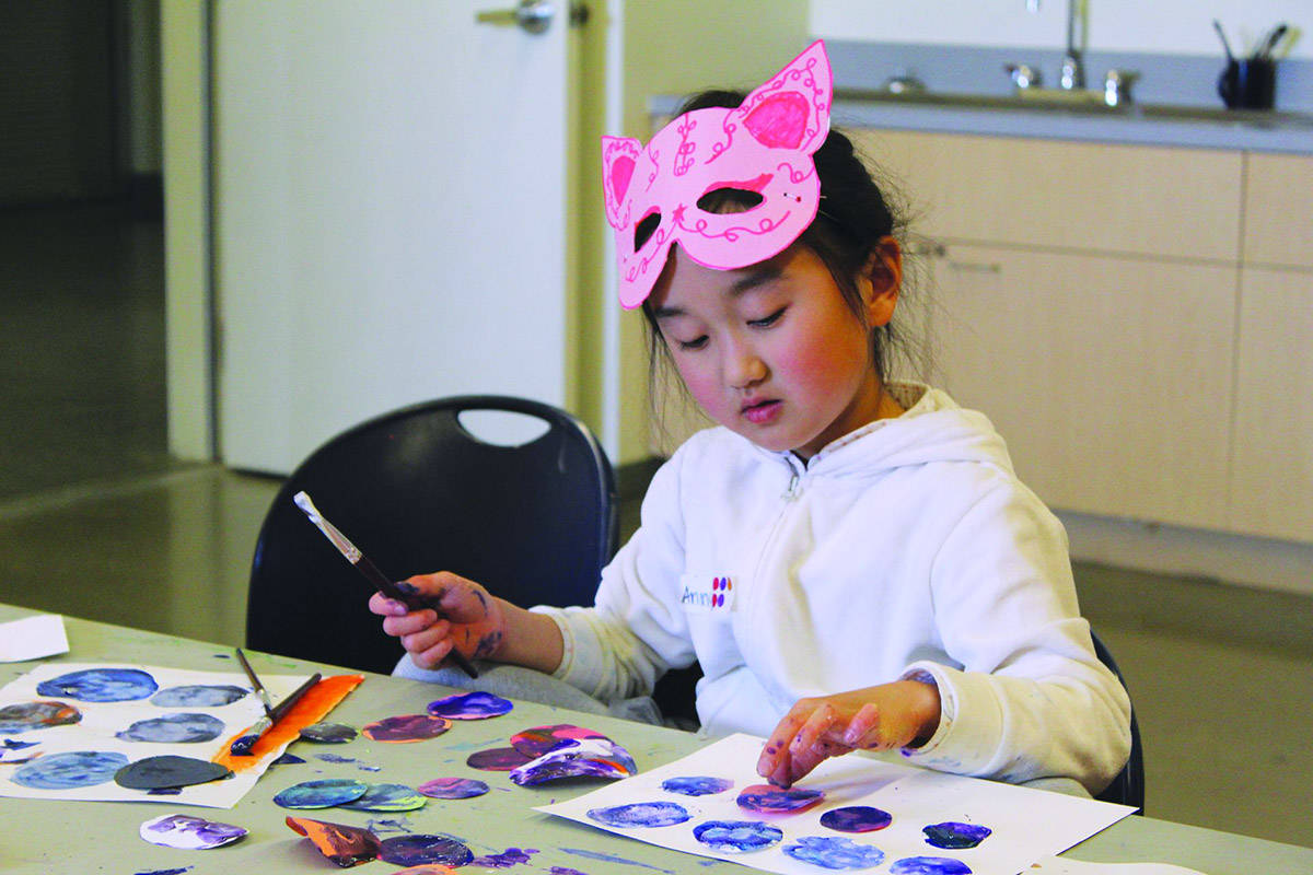 Get creative this summer with art classes for kids and adults at