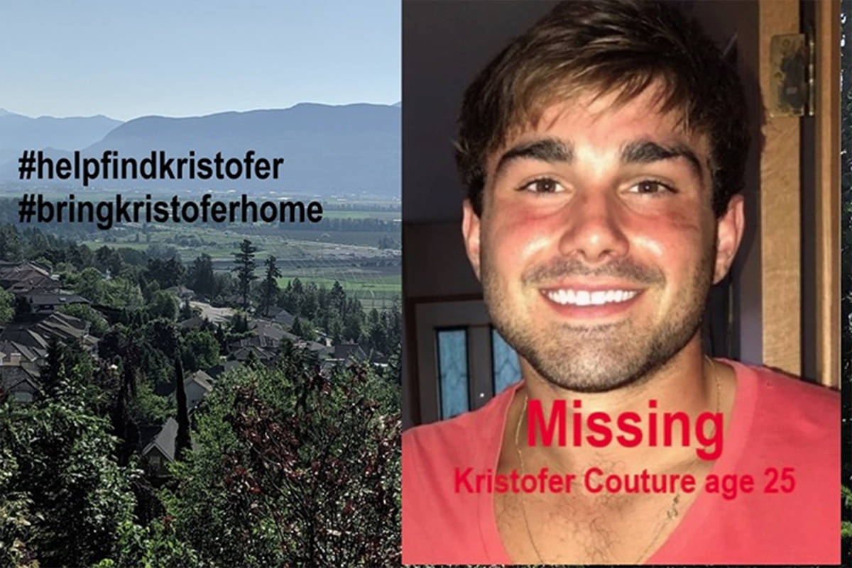 Mother of missing man enlists hikers to search Chilliwack mountain