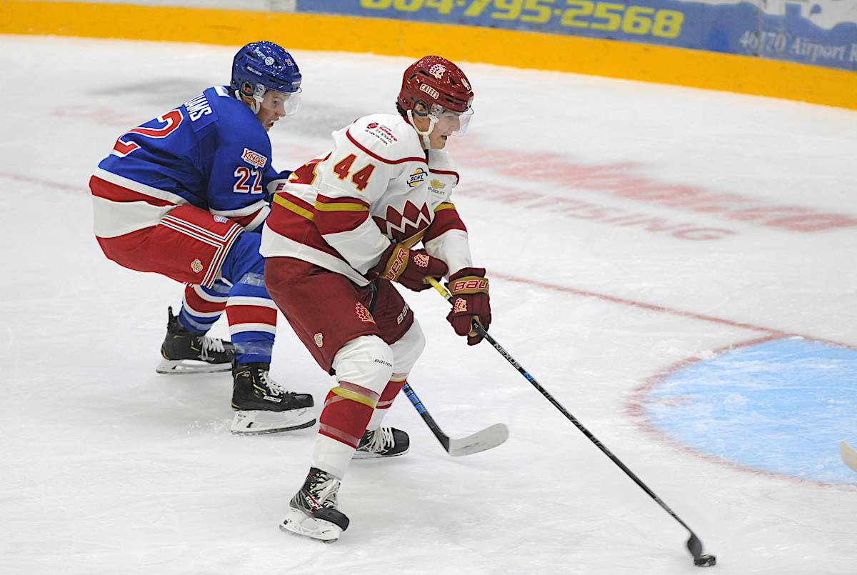 Chilliwack Chiefs blow out Prince George Spruce Kings in home opener