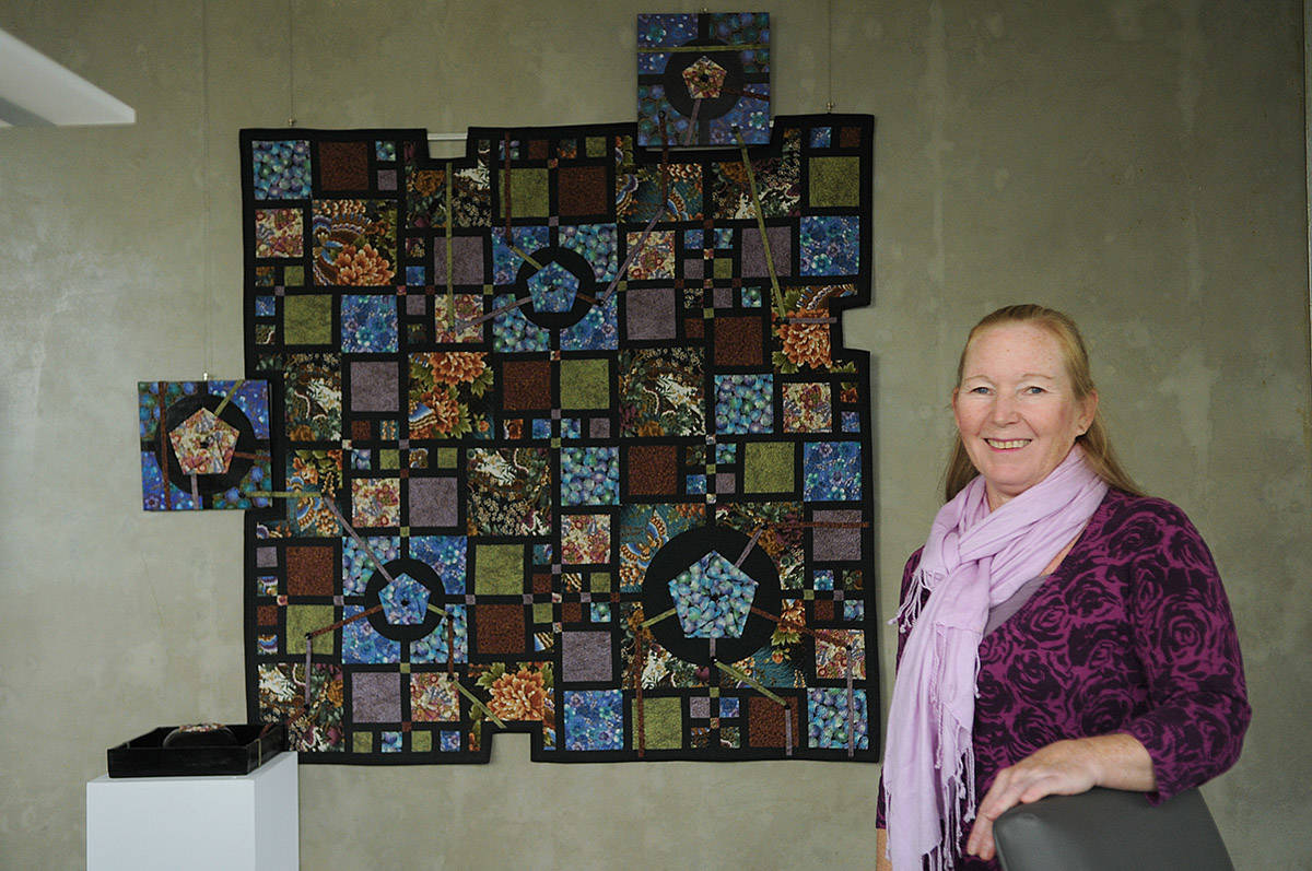 Crossroads takes viewer on the artist's journey in exhibition at Chilliwack Cultural Centre